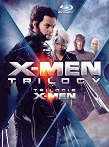 X-Men Trilogy [Blu-ray] (Bilingual)