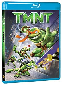 TMNT [Blu-ray] [Blu-ray] (2007)