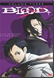 Blood+  Volume 3 (ep.11-15) [Import]