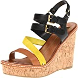 DV by Dolce Vita Womens Jobin Wedge Sandal
