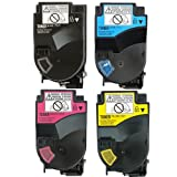 Konica Minolta BizHub C350 C C450 C351 350 TN310K TN310-Black High Yield 11,500 - Pages Colour High Yield 11,500 Pages Compatible 4-Pack