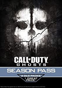 Call Of Duty Ghosts: Season Pass (Cross Buy) - PS4 / PS3 [Digital Code]