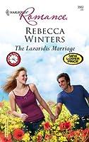 The Lazaridis Marriage (Harlequin Romance)