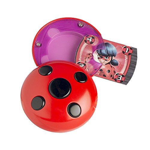 Prodigiosa: Las aventuras de Ladybug - Intercomunicador secreto (Bandai 39790)