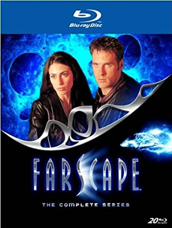 Farscape: The Complete Series [Blu-ray]