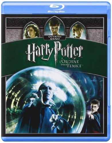 Harry potter e l'ordine della fenice(+copia digitale) [Blu-ray] [IT Import]