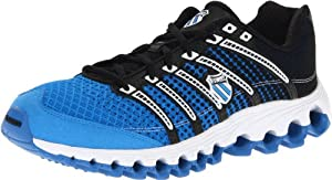 K-Swiss Men's Tubes Run 100 Running Shoe,Blue,11 M US