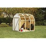Hopkins 90190 2x4basics Shed Kit, Barn Style Roof