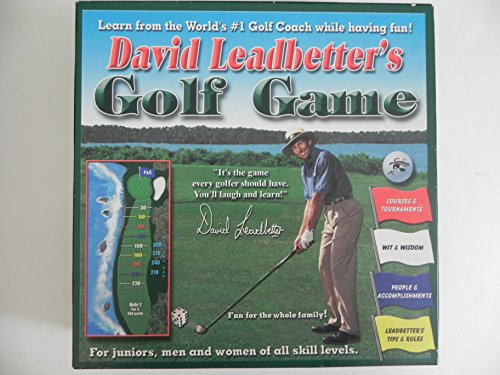 David Leadbetter's Golf Game & Book - 1