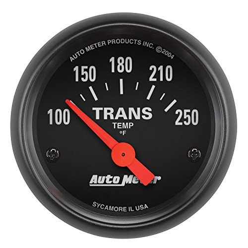 Auto Meter 2640 Z-Series Electric Transmission Temperature Gauge (Auto Meter Oil Temperature Gauge compare prices)