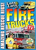 Lots and Lots of Fire Trucks DVD Vol. 2