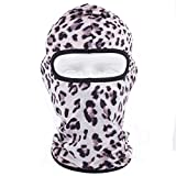 Maoko Outdoor Lightweight Anti-dust Motorcycle Camo Balaclava Hats- Full Hood Face Mask UV Protection