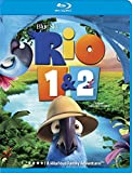 Rio 1-2 (Bilingual) [Blu-ray]