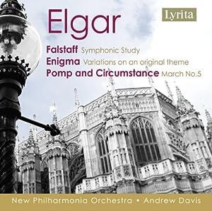 Edward Elgar, Falstaff, Enigma Variations, Pomp & Circumstance March No.5