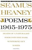 Poems, 1965-1975 (0374234965) by Heaney, Seamus