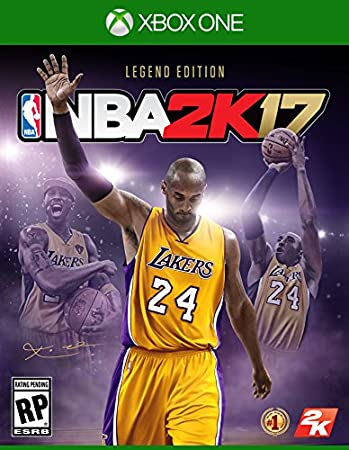NBA 2K17 Legend Edition - Xbox One