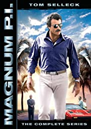 Magnum P.I.: The Complete Series