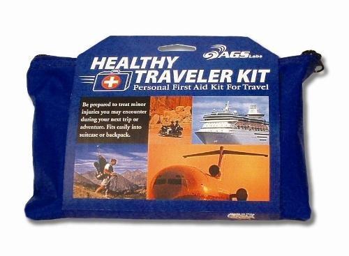 Healthy Traveler Kit