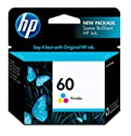 HP 60 (CC643WN) Tri-color Original Ca...