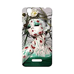 BLUEDIO Designer Printed Back case cover for Micromax Yu Yureka - G5355