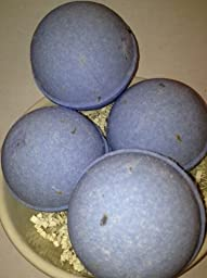 Lavender Breeze Bath Bomb 4-pack