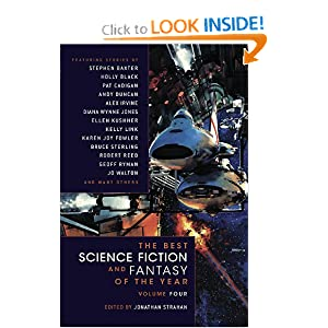The Best Science Fiction and Fantasy of the Year Volume 4 by Eileen Gunn
