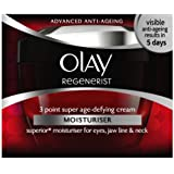 Olay Regenerist 3 Point Super Age-Defying Moisturiser, 50ml