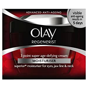 Olay Regenerist 3 Point Super Age-Defying Moisturiser, 50ml