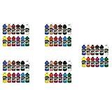 Sargent Art (SARAD) 24-6101 16oz Acrylic Paint Assortment, 12 Colors, Bottles (F?v? ???k) (Tamaño: F?v? ???k)