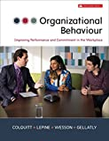 Organizational Behaviour: Improving Performance and Commitment in the Workplace with Connect with SmartBook COMBO