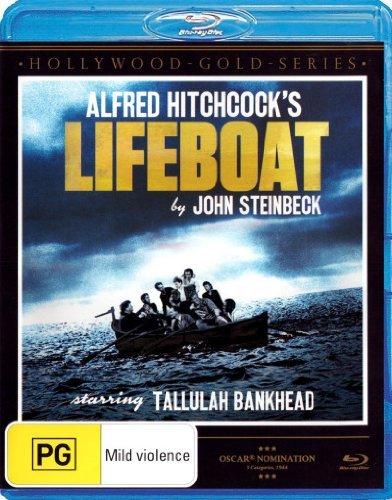 Náufragos / Lifeboat ( Life boat ) [ Origen Australiano, Ningun Idioma Espanol ] (Blu-Ray)
