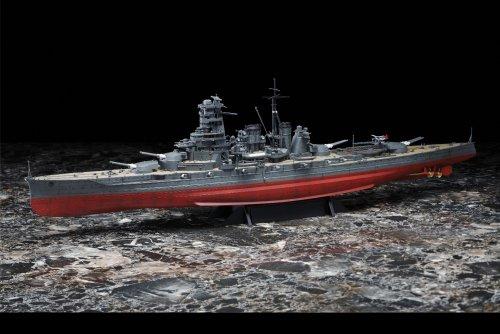 1/350 アイアンクラッド [鋼鉄艦] 戦艦 霧島 1942