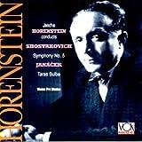 Shostakovich:  Symphony No.5,  Janácek: Taras Bulba