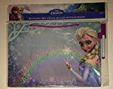 Disney Frozen Queen Elsa Hanging Dry Erase Board with Marker