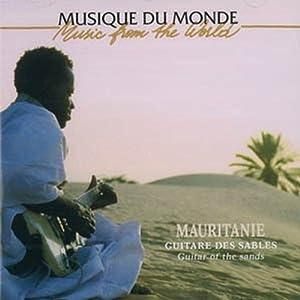Mauritanie : Guitare Des Sables