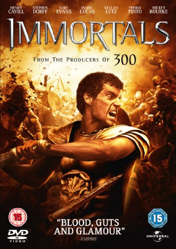 Immortals [DVD]