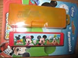 Disney Micky Mouse Club House Harmonica with Case