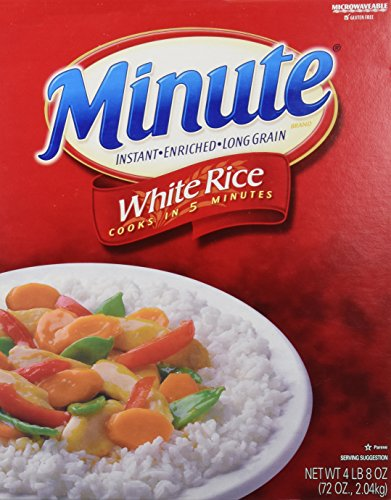 Make Easy 10 Minute Mexican Rice with Minute Instant Long Grain White Rice