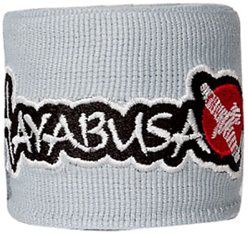 Hayabusa Perfect Stretch Hand Wraps, One Size, Slate Grey (Mma Gear Hayabusa compare prices)