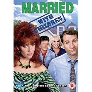 Married With Children - Season 2 [Import anglais]