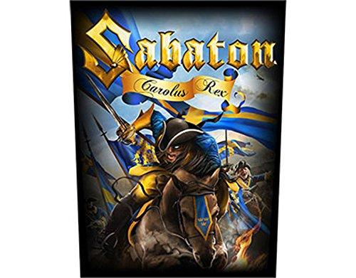 Sabaton - Carolus Rex - Grande Toppa/Patch