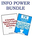 INFORMATION MARKETING & 7X TRAFFIC BUNDLE : INFO POWER: Learn to start your own information marketing business and drive traffic to your website – FREE Reviews