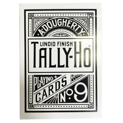 juegos-de-cartas-bicycle-tally-ho-reverse-circle-back-white-blanco-playing-cards