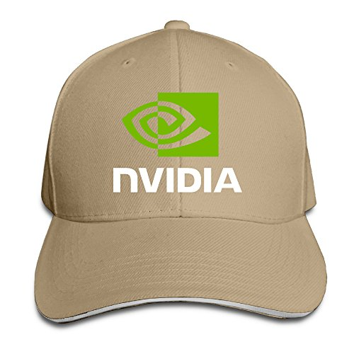 RABBEAT NVIDIA LOGO COMPANY Outdoor Golf Cotton Cap Adjustable