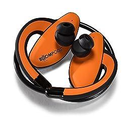Boompods Sportpods - wireless sport earphones (Orange)