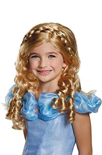 Disney Cinderella Movie Kids Wig