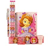 Disney Princess Sofia Stationery Set - Pink