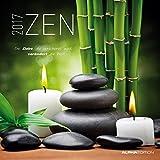 Zen 2017 - Broschürenkalender - mit Weisheiten - Meditationskalender- Wandplaner