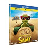 Le Voyage extraordinaire de Samy 3D - Combo Blu-ray + DVD - Blu-ray 3D active [Blu-ray]par Dany Boon