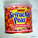 Hapi Spicy Chili Garlic Sriracha Peas, 4.9 oz